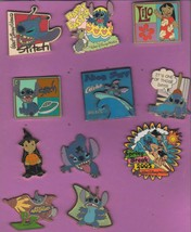 Lilo & StitchStitch or Lilo Large Selection Authentic Disney Pin/Pins - $12.99+