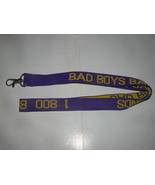 BAD BOYS BAIL BOND - Lanyard (New) - $20.00
