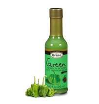Grace Green Scotch Bonnet Pepper Sauce (Pack Of 4) - $29.99
