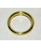 Brass Oil Ring  - $3.49