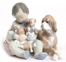 Lladro 5456 New Playmates - $222.75