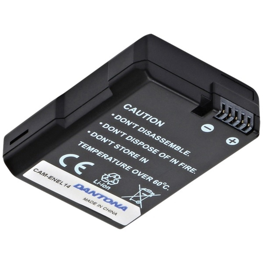Primary image for Dantona CAM-ENEL14P CAM-ENEL14P Replacement Battery