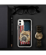 American Bully Dog iPhone Case - $21.95