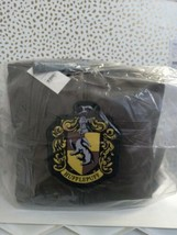 "Harry Potter Hogwarts Floor Pillow Brown 13"" x 13"" x 13""  new with tags STORE image 2"