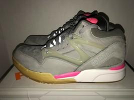 Reebok Omni Lite Pump Solebox Gray Pink Men's Size 9 10 11 V54095 - $170.48+