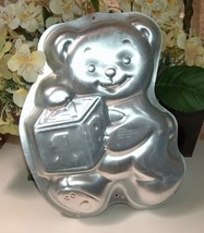 Wilton Cake Pan Bear with Block - $14.99