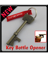 The Original Key Bottle Opener Keyring -Beer bottle - $4.95
