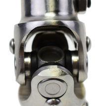 "Forged Steel Yokes Steering Shaft Universal U-Joint 9/16"" 26 Spline To 3/4"" DD image 7"