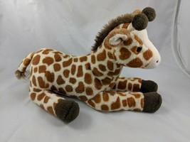 "Toys R Us Giraffe Plush 9"" Tall 2013 Stuffed Animal - $11.81"