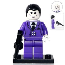 Purple Man Comic Version Lego Toys Superhero Minifigure - $3.25