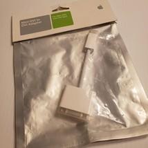 Apple Mini-DVI to DVI Adapter M9321G/B New Sealed  UPC 885909100798 - $10.00