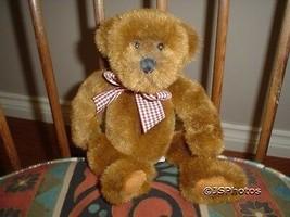 Ganz 1999 Teddy Bear 10 Inch RENNY H3198 Retired - $58.00