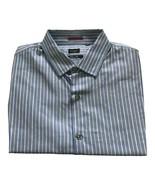 Paul Smith London Camicia Slim Fit Taglia 16.5/42 Fossa 2 Fossa 54.6cm - $126.07