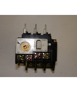 Fuji Thermal Relay TK-5-1N - $10.00