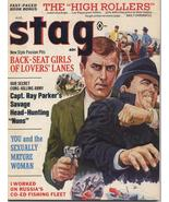 Stag Magazine Aug 1967 High Rollers Head Hunting Nuns Cong Killing Army War - $11.95