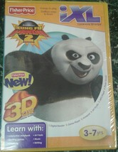 Kung Fu Panda 2 iXL Learning System 3- D glasses included! NEW - $7.00