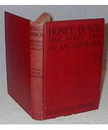 Honey Bunch Her First Trip in an Airplane, Helen Thorndyke 1931 book - $7.95