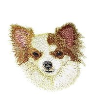 "Amazing Dog Faces[Chihuahua] Embroidery Iron On/Sew patch [4""x 3.63""][Ma... - $7.91"