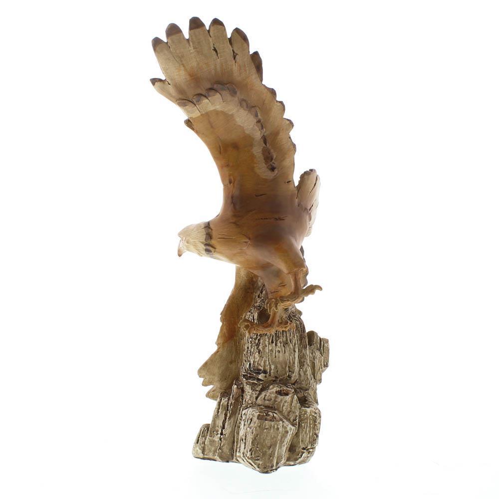 SOARING AMERICAN BALD EAGLE Statue