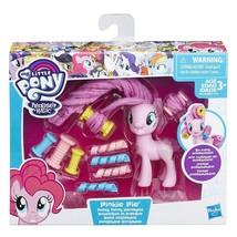 My Little Pony Twisty Twirly Hairstyles Pinkie Pie  - $18.99