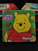 Disney My Friend Tigger and pooh Nature 2010 Childrens Board Book ETVB - $2.42