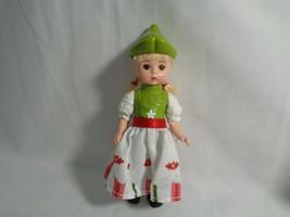 McDonald's 2010 Madame Alexander Gretel Doll - $1.49