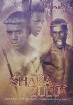 SHAKA ZULU PART 2 - Robert Powell, Edward Fox - South African DVD *NEW* - $20.00