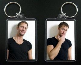ALEXANDER SKARSGARD keychain ERIC NORTHMAN TRUE BLOOD - $7.99