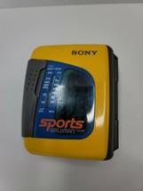 Sony Walkman Sports WM-FS191 Radio Cassette Player For Parts - $14.95