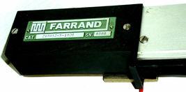 FARRAND 218052-5-1020 LINEAR SCALE 21805251020 image 3