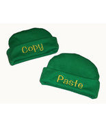 Preemie & Newborn Copy and Paste Hats for Twins - $15.00