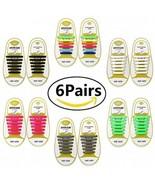 HYFAM No Tie Shoelaces For Kids - Best In Sports Fan Shoelaces - Waterpr... - $37.92
