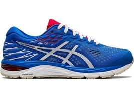 Asics GEL-CUMULUS Tokyo Women's Running Shoes Sneakers Gym Blue 112010212-400 - $199.65 CAD