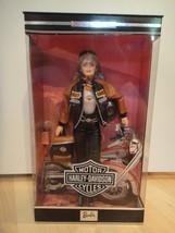 Harley Davidson Barbie Doll #4 MIB 1999 - $59.35