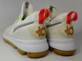 Nike Zoom KD 9 IX Size US 10 M (D) EU 44 Men's Basketball Shoes Multi 843392-900 image 4