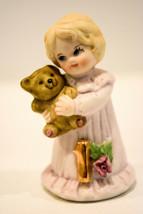 Growing Up Girls - Blond Birthday Girl - Year 1  Enesco  Classic Figure - $11.87