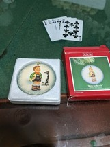 1984 1th Schmid Hark the Herald Mint Condition In The Box  Christmas Orn... - $13.10