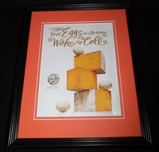 2015 Wisconsin Cheese Framed 11x14 ORIGINAL Advertisement - $32.36