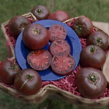 50Pcs Tomato Cherokee Purple Vegetable Seeds Lycopersicon esculentum Seed - $19.27