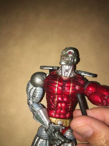 Marvel Legends Galactus BAF Series DEATHLOK Action Figure Toy Biz 2005