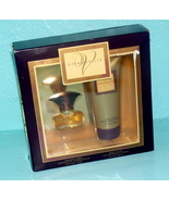 Coty 'Dark Vanilla' Cologne & Body Lotion Fragrance Set In Presentation Box - $40.00