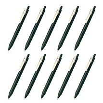 10 This zebra gel ballpoint pen Sarasa clip 0.5 green black B-JJ15-VGB - $21.91