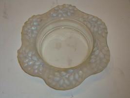 Rare Opalescent Estate Lalique Bowl W/ Berries C 1950!! - $3,960.00