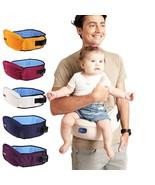 Baby Waist Carrier Stool 5 Colors Walkers Sling Hold Belt Backpack Hipse... - $20.78