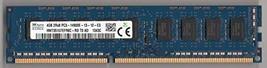 Hynix HMT351U7EFR8C-RD PC3-14900E DDR3 1600 4GB Ecc 2RX8 - $24.75