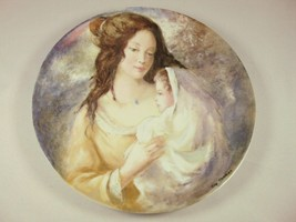 Vintage 1986 Limoges Plate Cambier Marianne Et Therese - $49.49