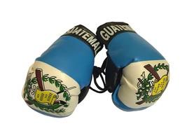 Guatemala Mini Boxing Glove Rear View mirror Flag Mini Banner - $8.70