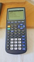 Texas Instruments TI-83 Plus Graphing Calculator with Slide Cover - $39.59