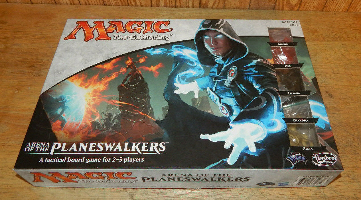 Primary image for Hasbro Magic The Gathering Arena of the Planeswalkers Tactical Board Game MTG