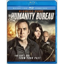 The Humanity Bureau (Blu-ray + DVD, 2018)
